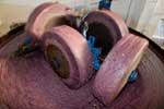 Le olive vengono lavorate a freddo mediante procedimenti meccanici